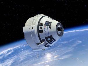 بوئینگ کپسول فضایی خود را تست می کند