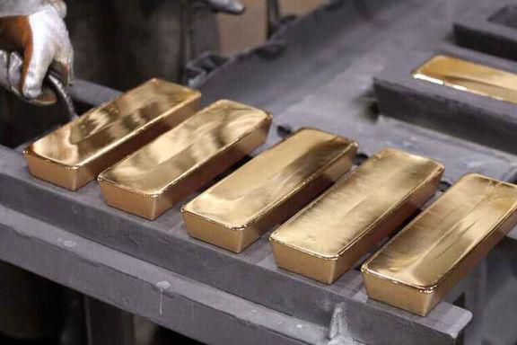 رشد قیمت جهانی طلا رشد پس از افت دلار