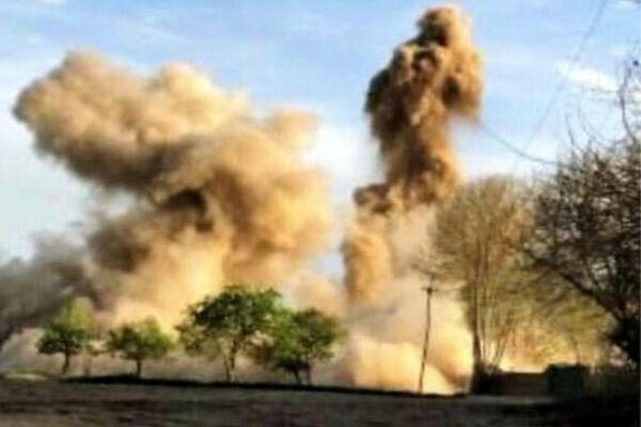 انفجار مین در افغانستان/  ۱۸ نفر کشته و زخمی شدند