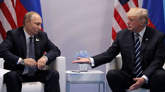 تلاشها برای دیدار ترامپ و پوتین در همان مراحل اولیه متوقف شده است