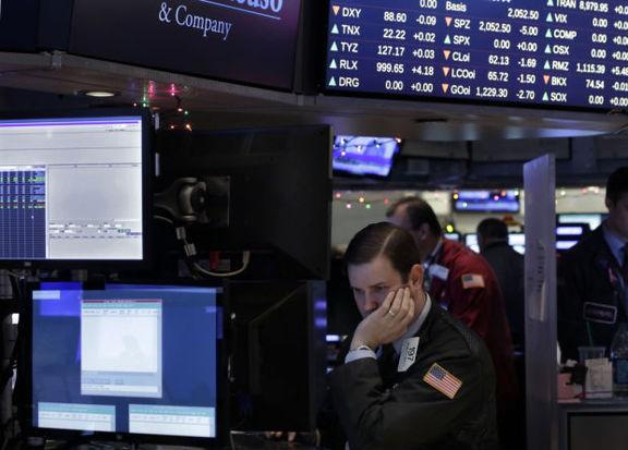 کاهش شدید فعالیت کارخانجات آمریکا بازاهای سهام را به زیر کشید