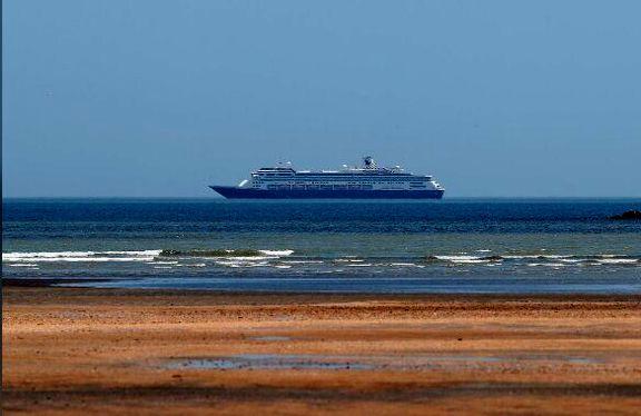 دومین کشتی کروز با مسافرانی که به کرونا مبتلا هستند سرگردان در دریاهای آمریکا/فلوریدا مسافران این کشتی را بپذیرد