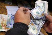 دلار صرافیهای بانکی همچنان میتازد