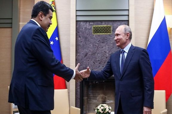 پوتین با همتای ونزوئلایی خود دیدار کرد/ مادورو: برخاسته ایم و پیروز خواهیم شد
