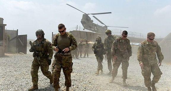 آمریکا دیگر علیه طالبان اقدام نظامی نمی کند