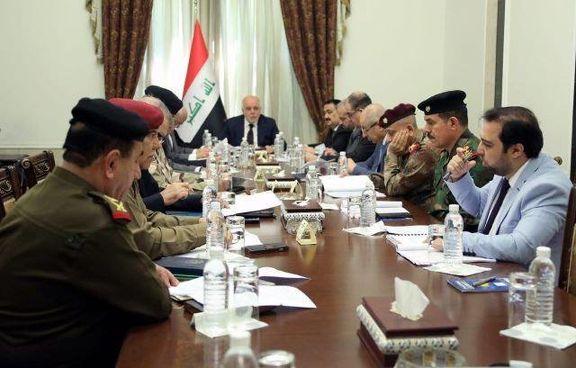 واکنش شورای امنیت عراق به موضع العبادی در قبال تحریمهای ایران