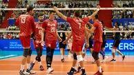 والیبال ایران در برابر روس ها کم آورد/ المپیکی شدن به مرحله دوم موکول شد