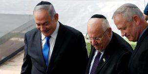 گانتز پیشنهاد نخستوزیری چرخشی نتانیاهو را نپذیرفت