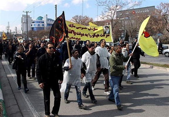 از ۲۹ نفر کارگر بازداشتی هپکو 21 نفر آزاد شدند
