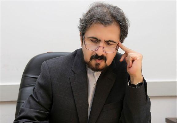 بهرام قاسمی استعفای ظریف را قویا تکذیب کرد / اختلاف روحانی و ظریف کاملا کذب است