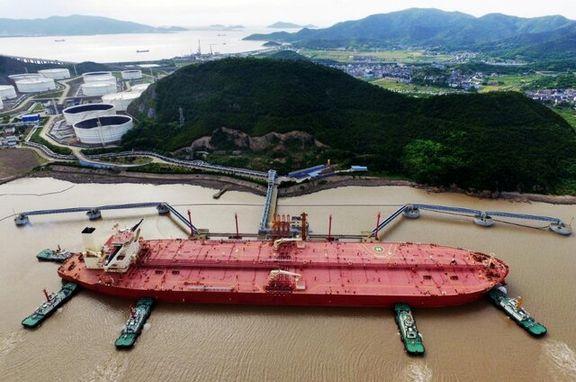 رکوردزنی واردات نفت چین در ماه اکتبر