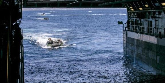 تعداد 9 سرنشین زرهپوش آبی-خاکی در سواحل کالیفرنیا کشته شدند