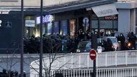 چند مرد نقابدار در فرانسه به افراد داخل یک کافه تیراندازی کردند