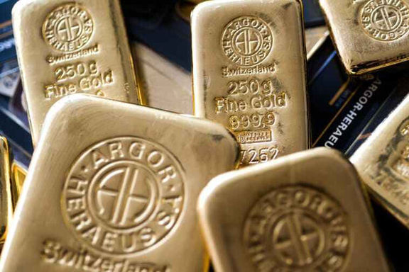 کاهش محدود قیمت طلا در بازارهای جهانی