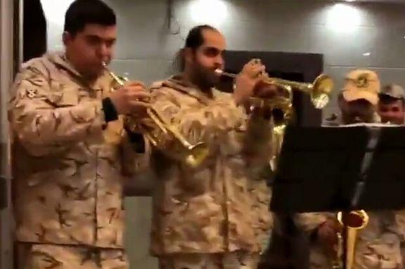 فیلم شادی سربازان که واکنش های مثبتی در جامعه داشت + ویدئو