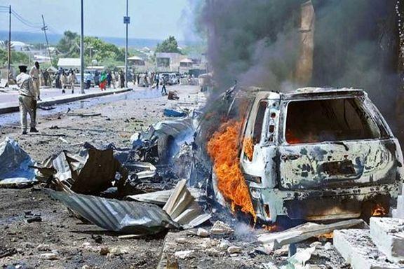 حملات انتحاری در  سومالی  ۱۷ کشته برجا گذاشت
