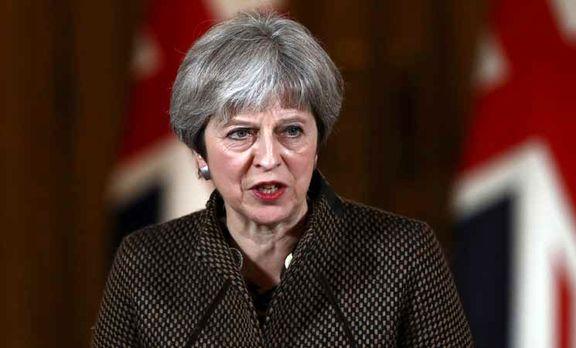 ترزا می امروز دوشنبه در پارلمان انگلیس برای توضیح حمله به سوریه حاضر میشود