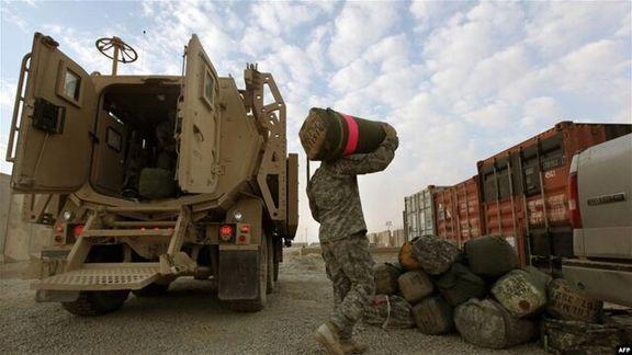 آمریکا از عدم تخلیه نظامی از عراق خبر داد