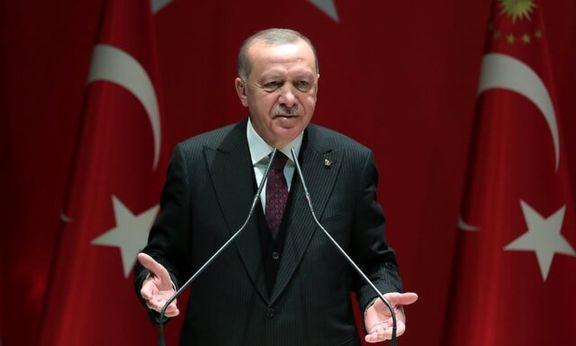 اردوغان نسبت به حمله سوریه علیه نظامیان ترکیه واکنش نشان داد