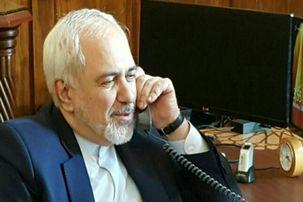 ظریف و وزیر خارجه نروژ درباره  سانحه سقوط هواپیمای اوکراینی گفتگو کردند