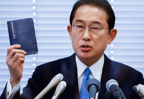 فومیو کیشیدا رییس حزب حاکم و نخست وزیر بعدی ژاپن شد