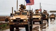 کاروان نظامیان آمریکا وارد سوریه شد