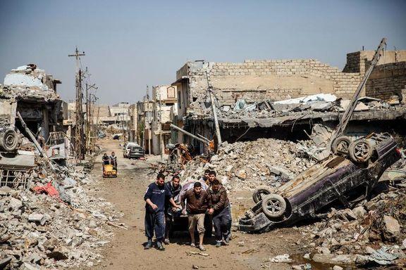 آمریکا 30 زن و کودک را در دیرالزور سوریه قتل عام کرد