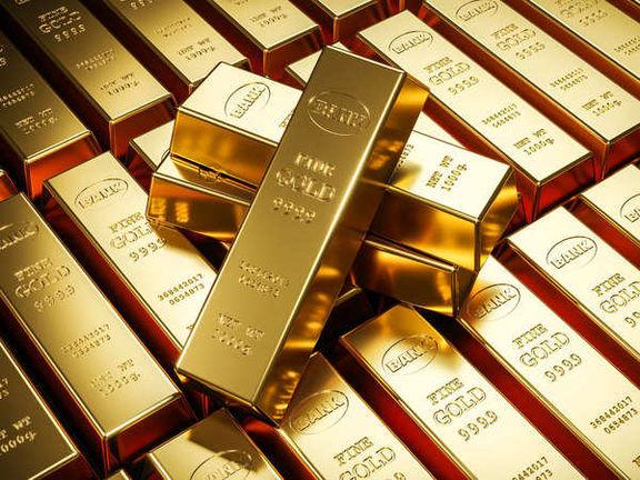 طلا دوباره به بالای ۱۹۰۰ دلار در هر اونس خزید