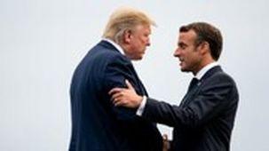 آمریکا وضع تعرفه بر شرکتهای فرانسوی را به تعویق انداخت