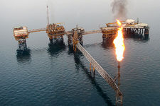 تولید گاز ایران در میدانهای مشترک از قطر پیشی گرفت