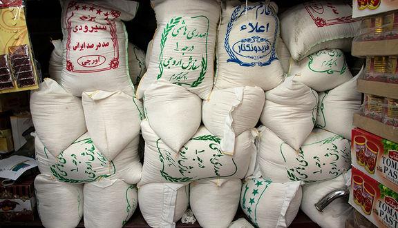 حذف کالاهای اساسی از سبد معیشت مردم / برنج روی دست بنکداران ماند