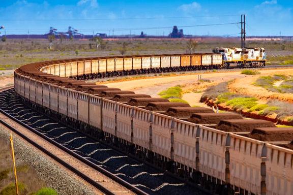 چین سهم خود را در عرضه جهانی سنگ آهن افزایش میدهد