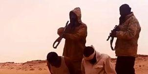 داعش اجساد سه نفر را در سوریه سوزاند