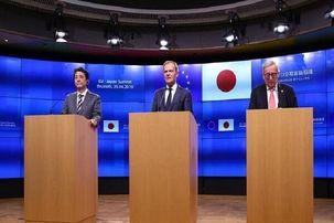 اتحادیه اروپا و ژاپن با صدور بیانیه ای از «برجام» حمایت کردند