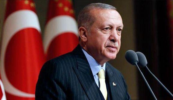 اردوغان از بازداشت همسر  ابوبکر البغدادی در سوریه خبر داد