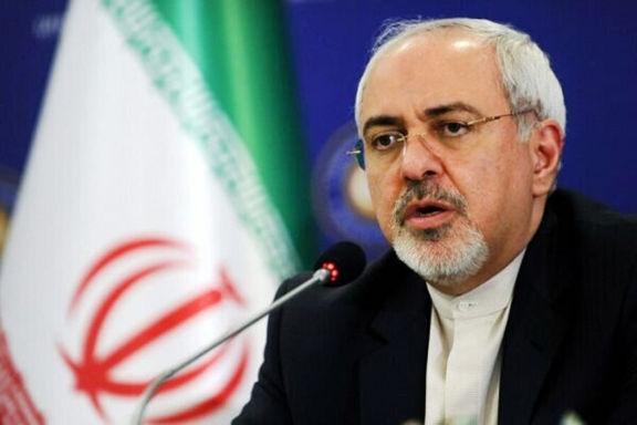ظریف: من هیچ مشکل شخصی با قرار گرفتن در فهرست تحریمهای آمریکا ندارم