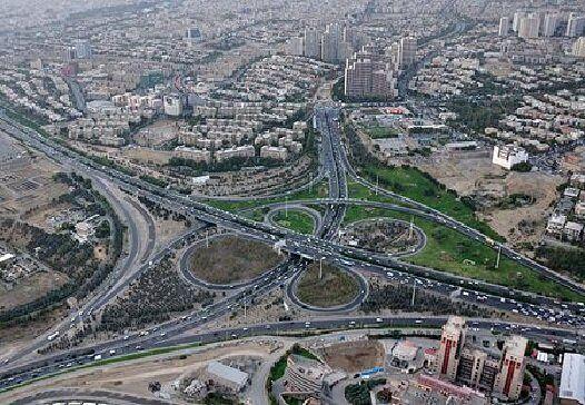 هنوز دستوری مبنی بر بسته شدن جاده های اطراف تهران داده نشده است