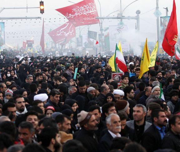 هیچگونه عملیات انتخاری در مراسم تشییع پیکر شهدای مقاومت اتفاق نیافتاده است