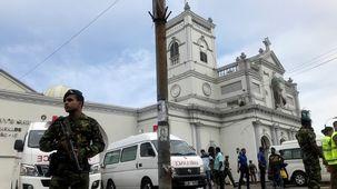 وقوع چندین انفجار در سریلانکا / ۴۲ تن کشته شد