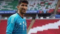 علیرضا بیرانوند بهترین بازیکن سال آسیا شد/ سردار آزمون بهترین بازیکن بین المللی آسیا شد