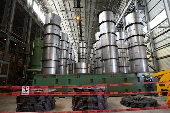 صادرات ۱۵.۸ میلیون تن کالاهای بخش معدن وصنایع معدنی به ارزش سه میلیارد و ۸۹۱ میلیون دلار