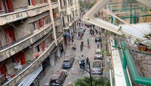 استاندار بیروت انفجار بیروت با حادثه اتمی هیروشیما مقایسه کرد