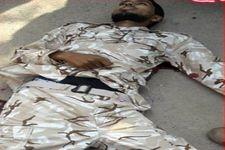 اولین تصویر از لحظه تیراندازی تروریست های اهواز منتشر شد + تصویر
