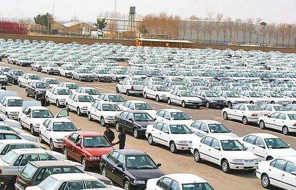 توقیف خودروهای بدون پلاک برای مبارزه با اخلال در بازار خودرو