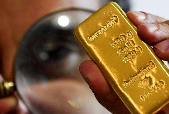 افت 1.5 درصدی قیمت طلا در نتیجه تقویت دلار