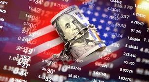 ریزش دلار در بازار جهانی همچنان ادامه دارد