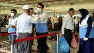 فیلمی که صداوسیما از استقرار تیم پزشکی در فرودگاه امام خمینی منتشر کرده واقعی نیست! + فیلم