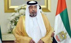 حضور رئیس امارات در انظار عمومی بعد از پنج سال