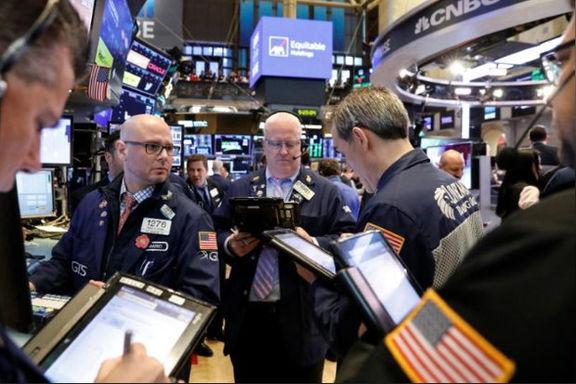 جهش 1 درصدی شاخص های وال استریت در آخرین روز معاملاتی