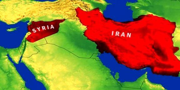 تازهترین ادعای صهیونیست ها  درباره تحرکات ایران در سوریه